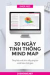 Khoá học 30 ngày tinh thông mind map